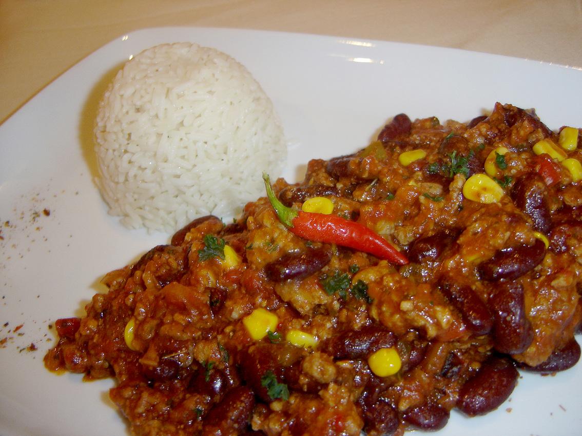Petit marmiton recette cuisine - Marmiton chili con carne ...