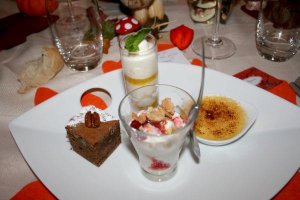 Diner presque parfait recette dessert 28 images vid for Dessert repas entre amis