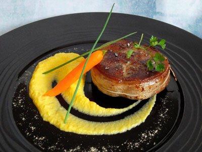 Tournedos d'agneau et purée de carottes jaunes à la réglisse dans 3 - PLATS tournedosagneaucarottesjaunesreglisse
