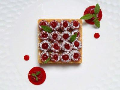 Tartelette aux framboises, crème à la verveine dans 4 - DESSERTS tarteletteframboisesverveine2